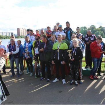 Открытый Чемпионат России среди ветеранов 16 августа 2015