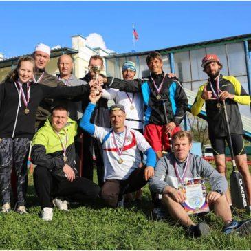 Команда города Пушкино победитель Открытого Чемпионата России среди ветеранов
