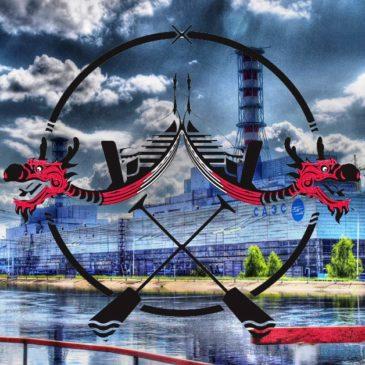 Открытое первенство Смоленской АЭС по гребле на лодках «Дракон»,  посвященного Дню независимости России